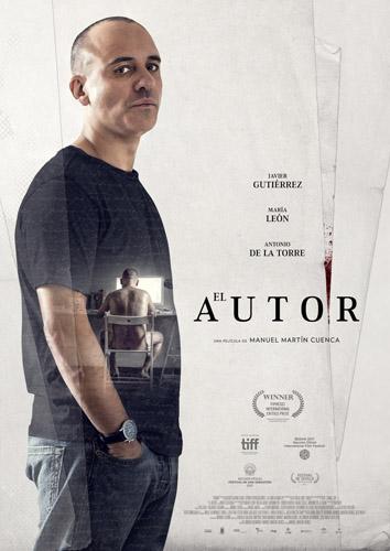 El Autor una película de Antonio de la torre