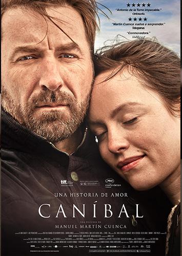 Cartel de Caníbal la película 2