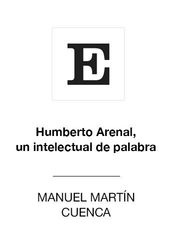 Artículos del director - Humberto Arenal