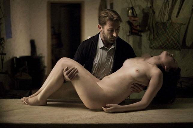 Secuencia de Caníbal la película