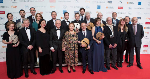 Ganadores Premios Forqué